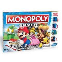 Monopoly Gamer Boardgame