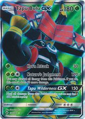 Tapu Bulu-GX - 130/147 - Full Art Ultra Rare