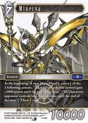 Minerva - 3-146H - Foil