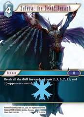 Zalera, the Death Seraph - 3-037H - Foil