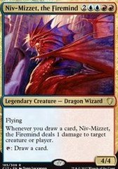 Niv-Mizzet, the Firemind