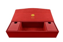 Dex Protection - Deck Box Game Chest Red