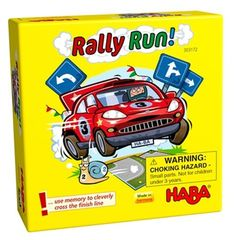 Rally Run!