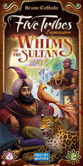 Five Tribes Expansion: Whims of the Sultan