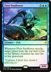 Fleet Swallower - Foil - Prerelease Promo