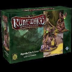Runewars Miniatures Game: Aymhelin Scion Unit Expansion