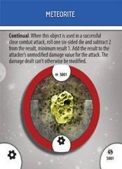 - #S001 Meteorite