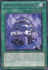 Karakuri Showdown Castle - STBL-EN046 - Rare - 1st Edition