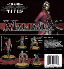 Elite Division - Lucius Box Set