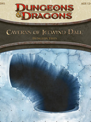 Dungeons and Dragons RPG - Caverns of Icewind Dale (Dungeon Tiles)