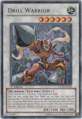 Drill Warrior - DP10-EN018 - Rare - 1st Edition