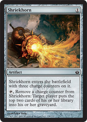 Shriekhorn on Channel Fireball