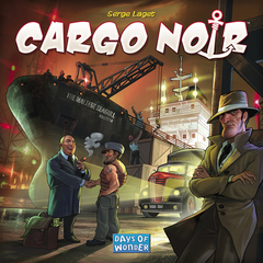 Cargo Noir - In Store Sales Only