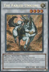 The Fabled Unicore - HA04-EN027 - Secret Rare - 1st Edition