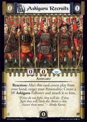 Ashigaru Recruits