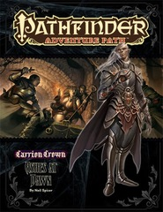 Pathfinder Adventure Path #47: Ashes at Dawn (Carrion Crown 5 of 6)