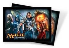Core Set 2012 Planeswalkers Standard Deck Protectors for Magic 80ct