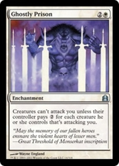 Ghostly Prison on Channel Fireball
