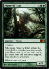 Primeval Titan on Channel Fireball