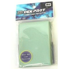 Dek Prot 50ct. Yugioh Sized Sleeves - Cactus Green