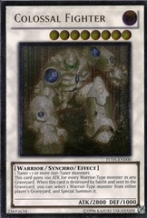 Colossal Fighter - TU05-EN000 - Ultimate Rare - Promo Edition