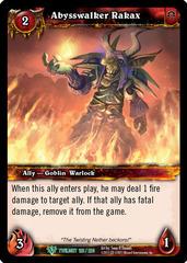 Abysswalker Rakax
