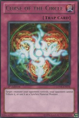 Curse of the Circle - GENF-EN076 - Rare - 1st Edition