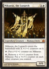 Mikaeus, the Lunarch on Ideal808