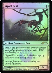 Signal Pest (WPN Foil) on Channel Fireball