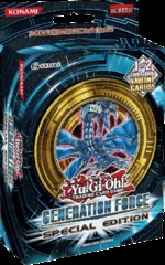 Generation Force: Special Edition Pack