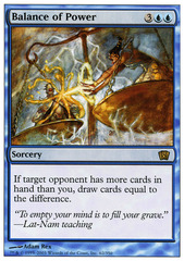 Balance of Power - Foil