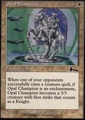 Opal Champion - Foil
