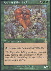 Ancient Silverback - Foil on Ideal808