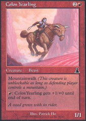 Colos Yearling - Foil
