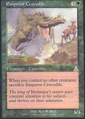 Emperor Crocodile - Foil