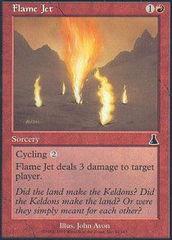 Flame Jet - Foil