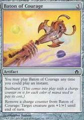 Baton of Courage - Foil