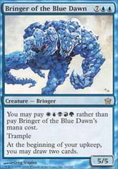 Bringer of the Blue Dawn - Foil on Channel Fireball