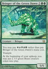 Bringer of the Green Dawn - Foil