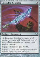 Ensouled Scimitar - Foil
