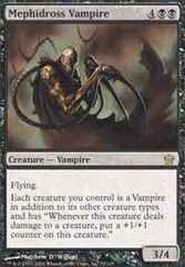 Mephidross Vampire - Foil on Channel Fireball