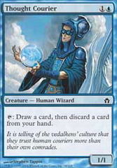 Thought Courier - Foil