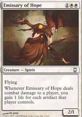 Emissary of Hope - Foil