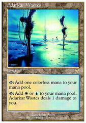 Adarkar Wastes - Foil on Channel Fireball