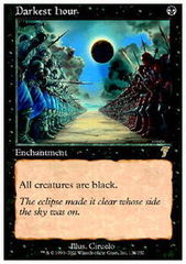 Darkest Hour - Foil on Channel Fireball