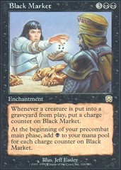 Black Market - Foil on Channel Fireball