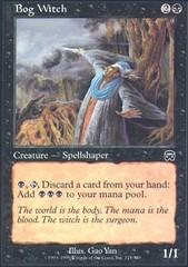 Bog Witch - Foil
