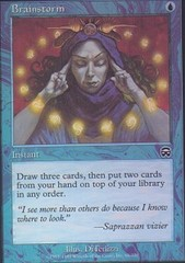 Brainstorm - Foil on Channel Fireball