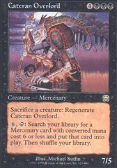 Cateran Overlord - Foil