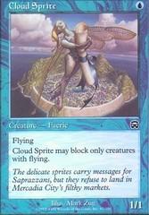 Cloud Sprite - Foil